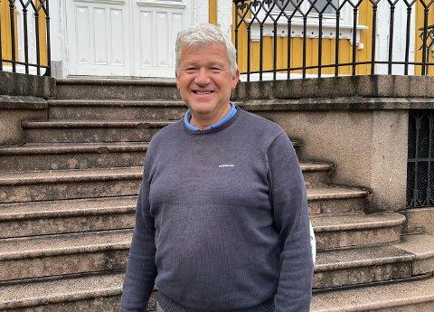Jone Blikra (Ap).
