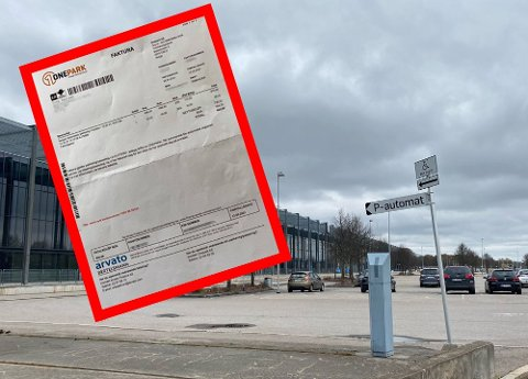 FEIL: Fakturaen fra Onepark skulle ifølge daglig leder ikke vært sendt kunden og er nå slettet.