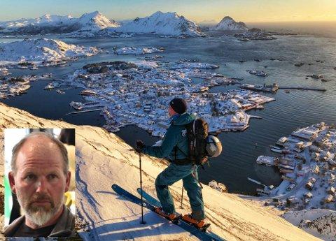 Kristian Bøe ser for seg utvikling på Ballstad.