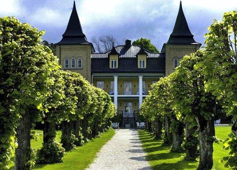 PÅ TOPPEN: Refsnes Gods topper igjen lista over Østfolds beste hotellfrokost.