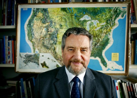 Professor i Nord-Amerikastudier Ole Moen.