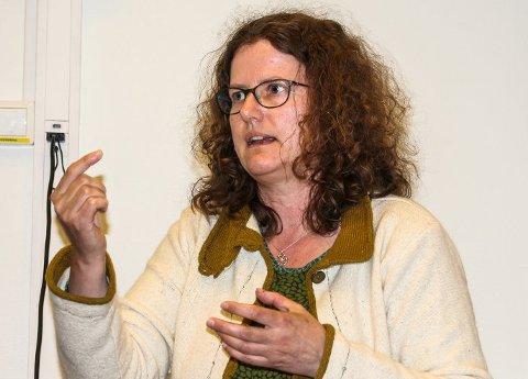 BEKYMRET: Barbara Vögele er bekymret for seksuelle overgrep særlig mot funksjonshemmede.