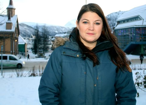 KLAR MELDING: Stortingsrepresentant Cecilie Myrseth (Ap) mener Tromsø Arbeiderparti må gå for Arctic Center.