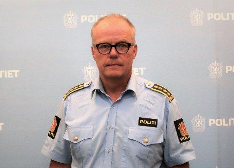 ETTERSPØR BISTAND FRA PUBLIKUM: Gjerningsmannen er ikke identifisert. Politiet oppfordrer derfor befolkningen om årvåkenhet.