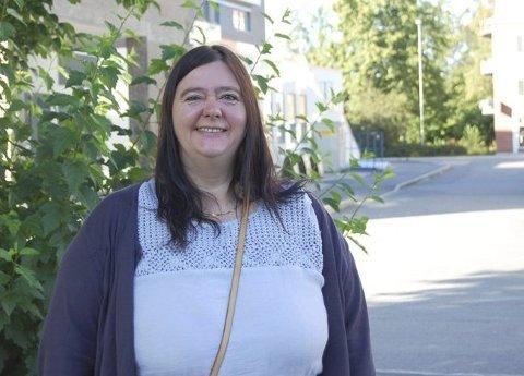 MENER: Hilde Kristin Marås, Høyre.