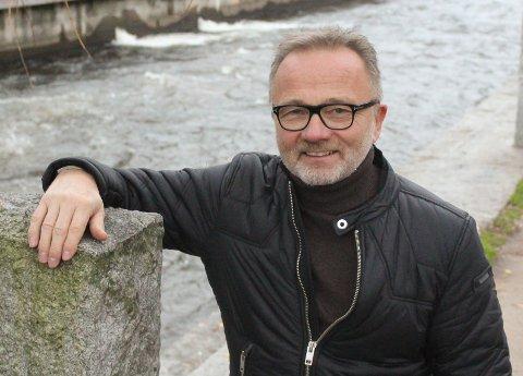 SKROTER SVARTSKOG: Kommunedirektør Øyvind Henriksen utelukker fengsel på Svartskog.