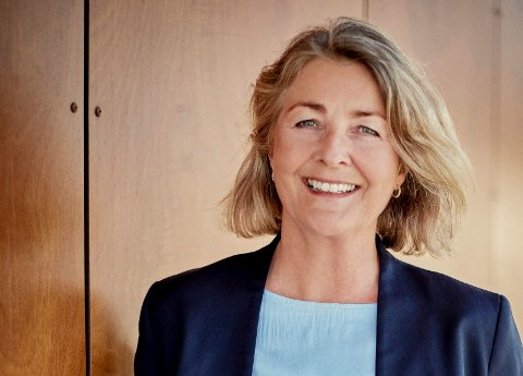 GAVESJEF: Kristin Vitsø Bjørnstad er gavesjef i Sparebankstiftelsen Hedmark.