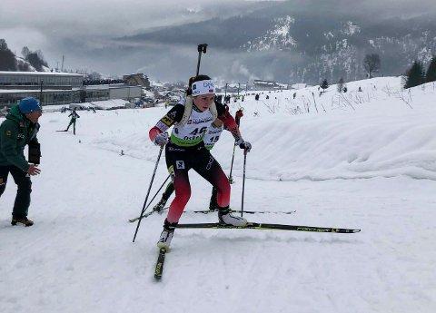 Marthe Kråkstad Johansen, B&Y IL, kommer til å pendle mye til Lillehammer den kommende sesongen. Familien har kjøpt ei mindre leilighet nær skianleggene.