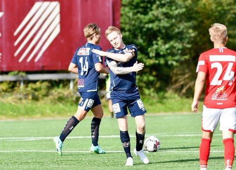 Niklas Bakksjø og Rana FK møter Stabæk 2 i neste kamp hjemme på Sagbakken den 27. september.