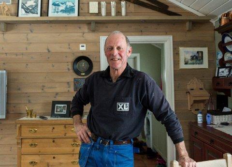 Svein Engen deltok i OL i 1976 og 1980. Nå driver han eget snekkerfirma fra Nakkerud.