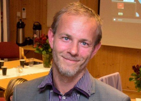 BLE BEROLIGET: Mons-Ivar Mjelde (Ap) var fornøyd med at Ringerike kommune ikke har gitt forventninger om økonomisk støtte til NM-veka ennå, utover pengestøtte til selve søknaden.