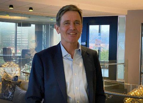 NY: Peter A. Ruzicka er nytt styremedlem hos AKA.