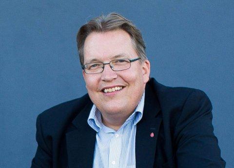 Sverre Myrli.