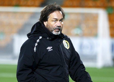 Forlenges ikke: Vegard Skogheim leder Ull/Kisa ut denne sesongen. Deretter kommer Jessheim-klubben til å ansette en ny trener. Foto: Pernille Nielsen