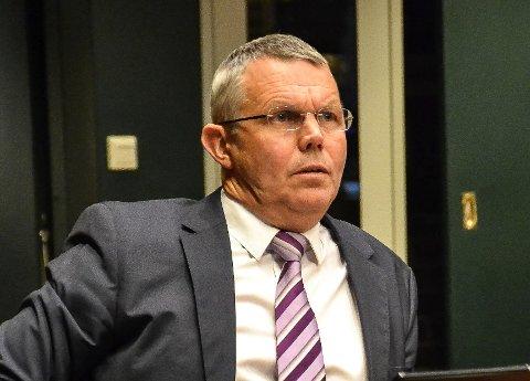 SAMME MENIN:: Bror-Lennart Mentzoni er klar på at partiet står bak skolemodellen de var med på å vedta for drøyt 10 år siden.