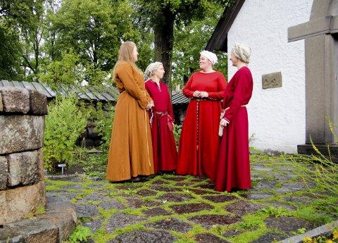 Middelalder: Smaalensmarken har blitt arrangert siden 1950-tallet.I år blir det middelalderfokus.Foto: Espen Nordenhaug Østfoldmuseene
