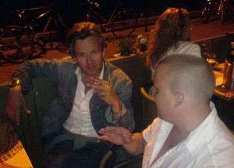 Stian «Staysman» Thorbjørnsen møte Ari Behn i Fredrikstad lenge før han selv ble kjent. Det ble et møte som preget han i mange år.