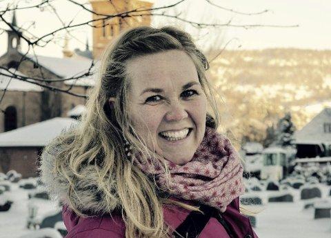 SOGNEPREST: Annette Stenseng