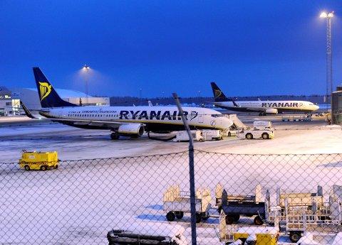 MILJØAVGIFT: Høyre vil fjerne den omstridte flyseteavgiften.