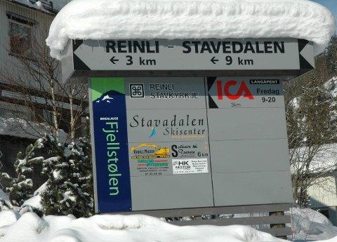 Utbyggingsområde: Stavedalen er eit stort hytteutbyggingsområde i Sør-Aurdal. Oppland fylkeskommune ber Sør-Aurdal kommune dempe utbyggingsplanane sine.