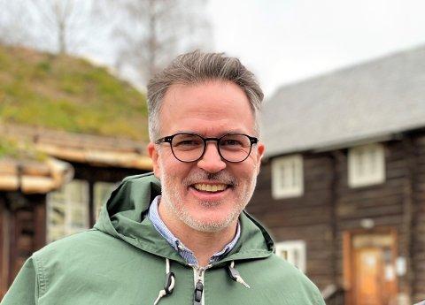 Gler seg: Knut Aastad Bråten er spent når Jørn Hilme-stemnet no er i gang. For fyrste gong leiar han festivalen han har eit langt forhold til.