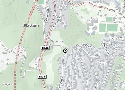 HAGAN:Gnisten barnehage ligger i Birkelundveien opp mot Markerud.