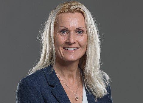 NY SJEF: Merete Ruud Tuskin er Jon Jerry Tveters etterfølger og er ansatt som ny økonomi- og administrasjonssjef i MOVAR IKS.