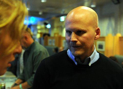 Erik Waagan.