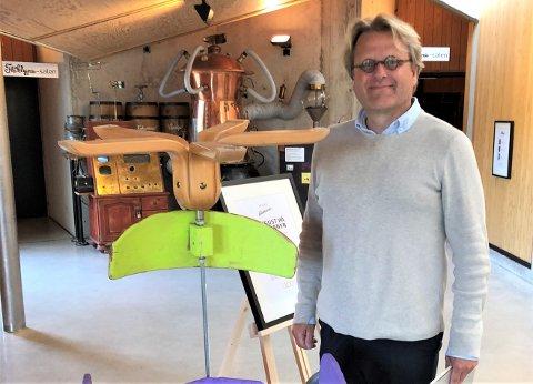 GIR SEG: Kjell Erik Nordahl er ferdig som daglig leder ved Huset Aukrust. I samme runde er det også klart at styreleder i Aukrust AS, Jens Brede, trekker seg.