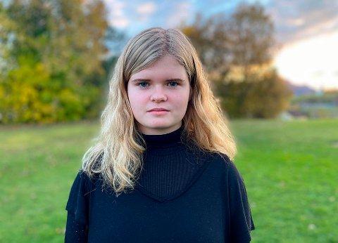 Trussel: Dordi Boksasp Lerum (18) har vorte utsett for omfattande netthets. Ho meiner nettrolla kan verte ein trussel for ytringsfridom og demokrati. Foto: Arkiv