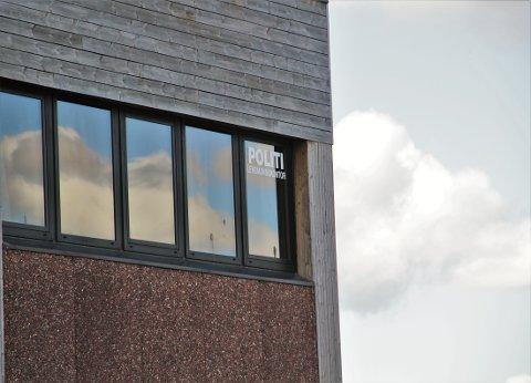 Nordhordland lensmannskontor i Knarvik.