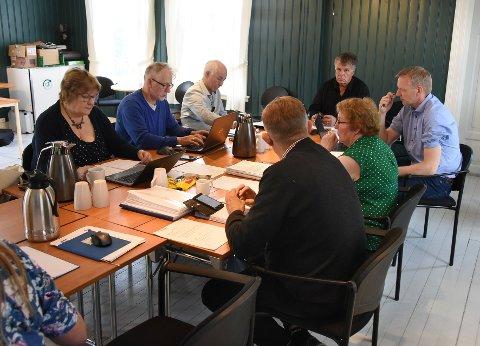 Utskifting: Det kan ble utskifting av Tysfjords representanter i fellesnemnda for Hamarøy og Tysfjords vestside.