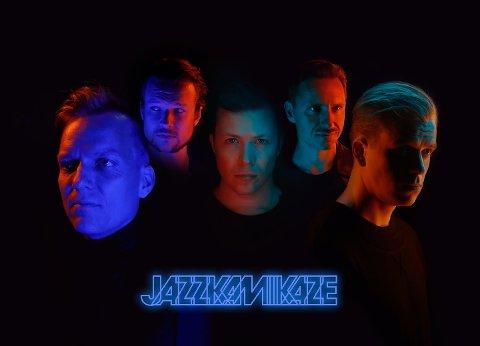 Til Sinus: Jazzkamikaze innleder Ad Libs høstsesong. De spiller på Sinus tirsdag kveld.