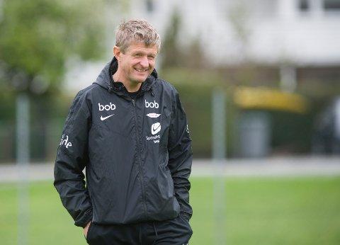 Branntrening Trener Lars Arne Nilsen