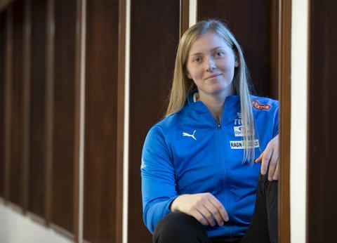 Spydkasteren Sigrid Borge var nevnt som et medaljehåp før OL, men går glipp av lekene med en kneskade.