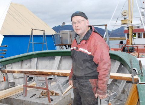 – Politikerne bør bruke krafta til å ruste næringslivet for ei framtid uten olje, sier leder Jan Fredriksen i Nordland fylkes fiskarlag. (Arkivfoto)
