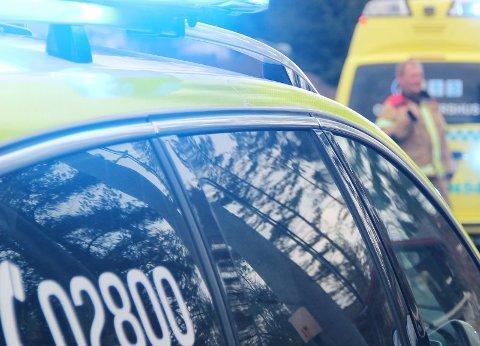 DRØBAK: Politiet rykket ut til Drøbak i natt etter melding om bråk mellom flere ungdommer. ILLUSTRASJONSFOTO