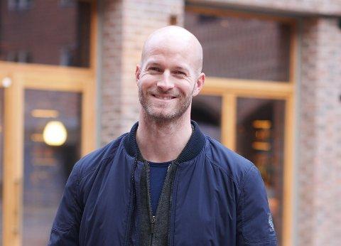BYUTVIKLER: Sander Grundvig ser på seg selv og Cityplan AS som byutviklere og ikke bare eiendomsinvestorer. – Fokuset på gateliv og innhold i eiendommene skiller byutvikling fra eiendomsutvikling, forklarer han.