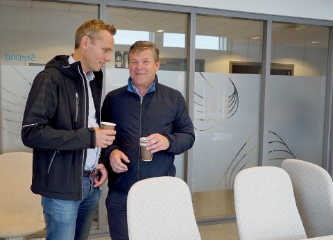 TOPP: Sp-topp Ola Borten Moe mener et VM i alpint i Narvik må være helt topp. Erik Plener fortalte om planene, og Moe fastslår at arrangementet må bli det tøffeste VM. Noen gang.