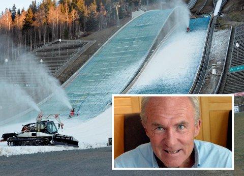 LILLEHAMMER: Ser vi på de 15 millionene som Lillehammer kommune årlig overfører til Lillehammer Olympiapark AS, så er jeg sikker på at verdiskapingen som selskapet står for i Lillehammersamfunnet er mange ganger dette beløpet, skriver Bjørgulv Noraberg (H).