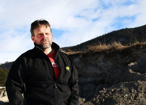 Terje Jonny Sveen tror og håper at flere vil tegne aksjer i Gudbrandsdal slakteri.