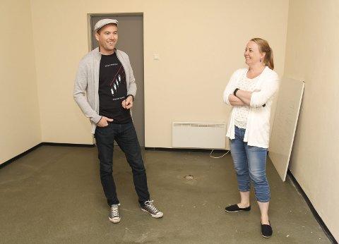 SØKER: Knut André Bjerke slutter som rektor ved Hadeland kulturskole. Inspektør Inger Greftegreff Frydenlund er blant søkerne til den ledige stillingen.