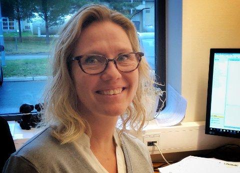 BIDRAR: Vibecke Olsen betalte over 934.000 kroner i skatt i fjor, og er oppført i skattelistene med en inntekt på over tre millioner kroner. Hun er en av to kvinner blant distriktets topp 30 på inntektslistene.
