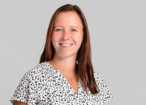 FLERE DOSER: Camilla Worvik Orbraaten forteller at Lunner får flere vaksinedoser neste uke.