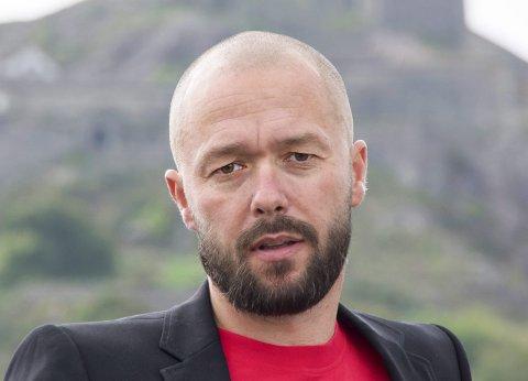 GRUPPELEDER FOR AP: Arve Sigmundstad i Halden Arbeiderparti mener at regjeringen ikke har levert et godt budsjett for Halden.