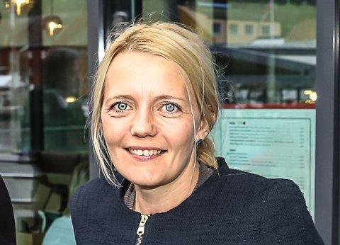 GLAD: Solveig Østby Vitanza er takknemlig og glad for å bli foreslått på fjerdeplass på nominasjonslista til Østfold Arbeiderparti. Vitanza forsikrer at hun skal jobbe hardt for Ap i hele Østfold fram mot stortingsvalget 2021.