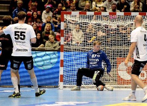 AKTUELL: Morten Nergaard, tidligere keeperhelt i Elverum, skal være høyaktuell for Halden Topphåndball.