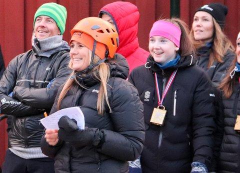 Fornøyd: Anita Sommerset i Naturlige Helgeland mener 71 grader nord har vært en fantastisk reklame som vil gjøre Mosjøen, Vefsn og Helgeland til en turistmagnet.