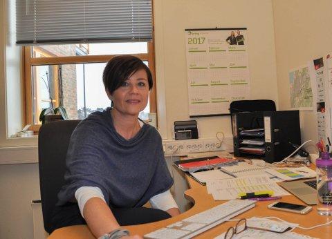 SLUTTER: Svanhild Pedersen slutter som daglig leder i Finnmarksløpet.