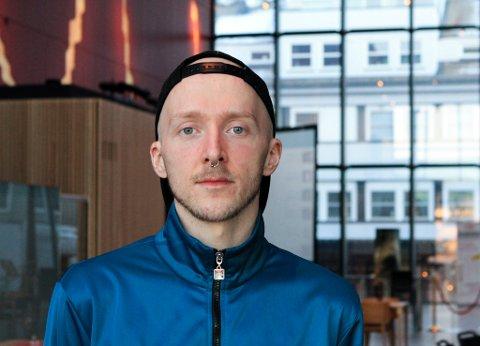 ØNSKER ÅPENHET: Thomas Voll ønsker å belyse tabubelagte emner gjennom dans.
